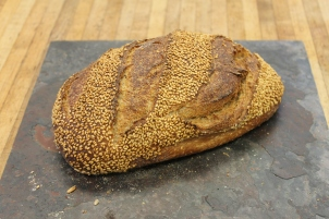 Whole Wheat with Sesame