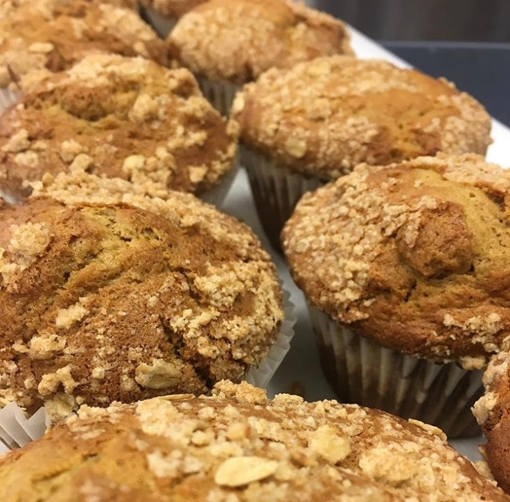 Pumpkin & Ginger Muffins
