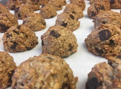 Small Pleasanton Cookies